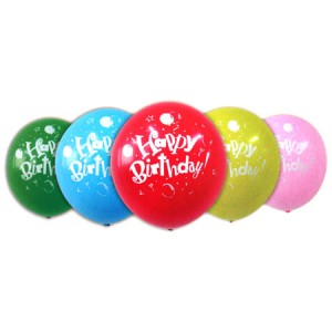 Balloons풍선/HappyBirthday